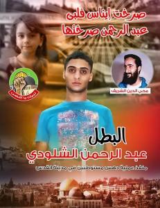 Post von mit der Hamas verbundenen Websites (Quelle: Ynet)