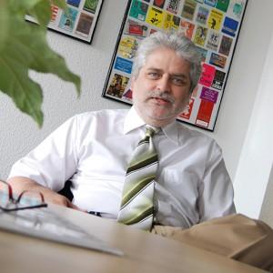 Prof. Dr. Leo Latasch (Foto: Jüdische Allgemeine)