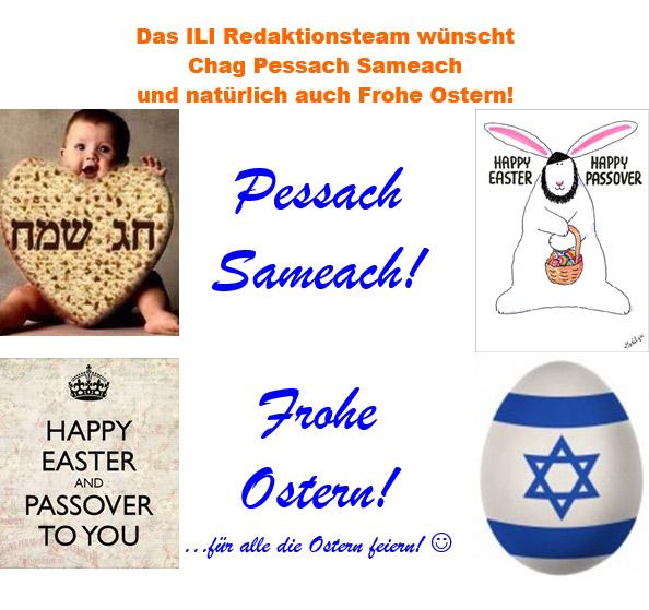 """Wöchentliche """"Pflichtlektüre"""" (gerade in Zeiten wie diesen): ILI News am 05. April 2020   ILI – I Like Israel e.V."""