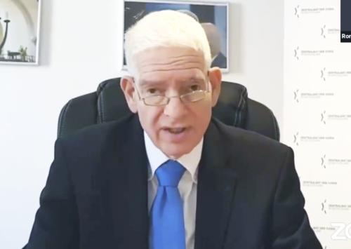 Israeltag: Digitale Solidarität – Zentralratspräsident Schuster, Botschafter Issacharoff und DIG-Chef Becker rufen zur Unterstützung auf   Jüdische Allgemeine