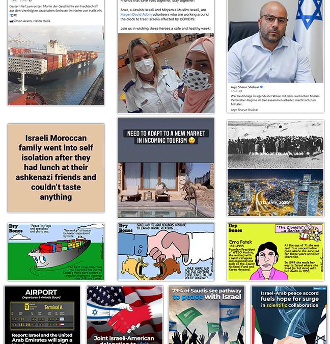 SOLLTE MAN NICHT VERPASSEN: ILI News am 19. Oktober 2020 | ILI – I Like Israel e.V.