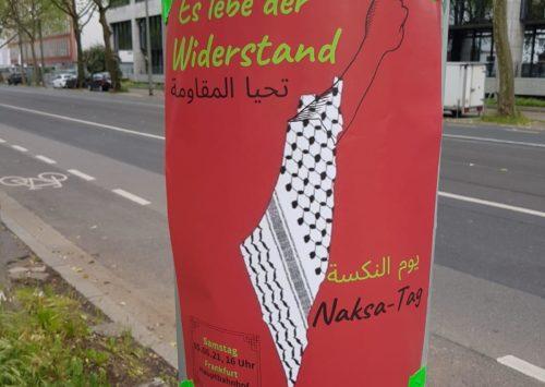Gewalt- und Vernichtungsaufrufe gehören nicht auf deutsche Straßen – schon gar nicht an einem Tag an dem ein Brandanschlag auf eine Synagoge verübt wurde! – Hier ein Maßnahmenkatalog was jetzt erfolgerlich ist!